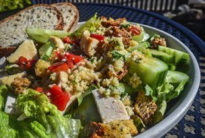café cleveland heights salad woodmere salad